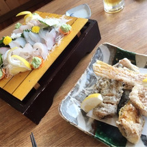 釣った魚を♪(*^^…