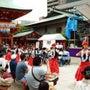 来週末の生田神社・夏…