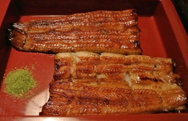 西麻布いちのや 鰻蒲焼二枚2