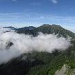 赤石岳・荒川岳登山 …