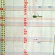 ウチの家族カレンダー…