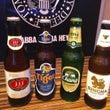 アジアンビールとメガ…