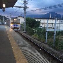 富士急行とスニーカー…
