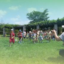 明日の親子体操+走り…