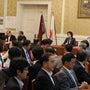 参議院特別総会開催
