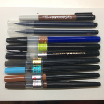 筆ペンを考える(笑)