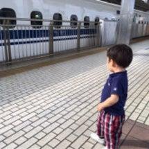 大好き新幹線⤴︎