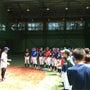 野球教室!!