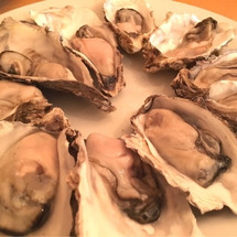 大好きな牡蠣食べ放題…