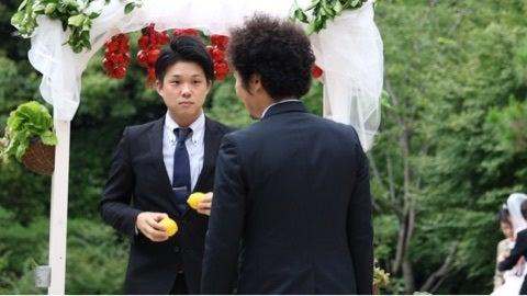 両手にレモン、平日の結婚式、東京、恵比寿、Q.E.D.club