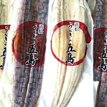 蒲焼きと白焼き:浜松…