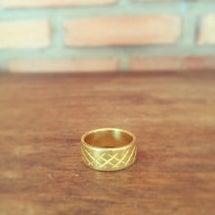 指輪、デザインしちゃ…