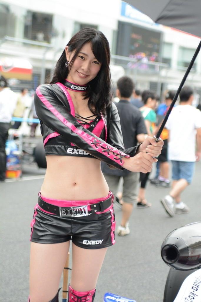 【RQ】レースクイーンの画像 1©bbspink.comYouTube動画>1本 ->画像>653枚