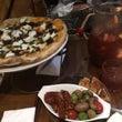 食べる辣油ピザ