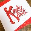 Kinky Boot…