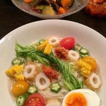 Facebook夕食…