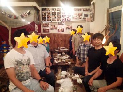 東京納涼会