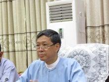 ミョー・テイン・ジー教育大臣