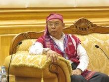 マン・ウィン・カイン・タン上院議長