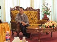 ヤンゴン知事