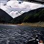 九頭竜湖源流 面谷川