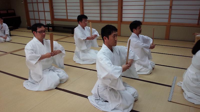 神明社『徒然記』祭式研修会