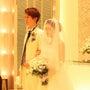 本物の結婚式場でウェ…