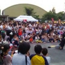 石尾台夏祭り