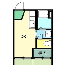 ●寝室のカーテン
