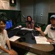 ラジオ収録&練習試合