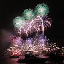 神奈川新聞花火大会2016年横浜