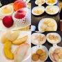 野菜「桃」&ヨガWS…