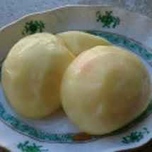 福島の桃。