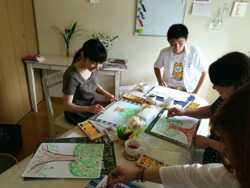 マヤ暦&お絵描きセラピーカフェ