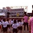 大川市民夏祭りで見え…