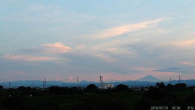 20160710-3富士山