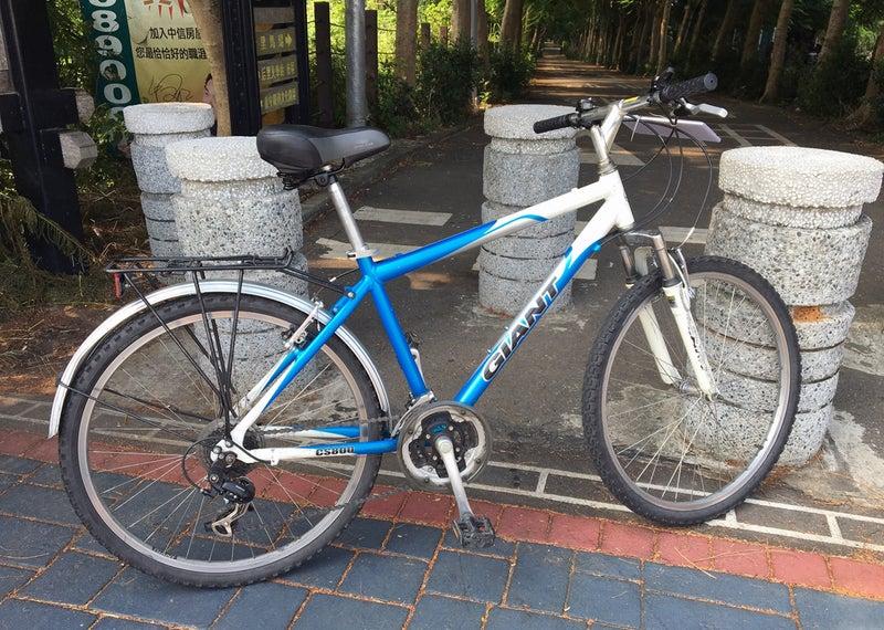 15改めて今日の自転車