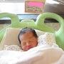 2月生まれの赤ちゃん…