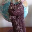 世界を旅するくたねこ