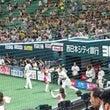 SoftBank観戦…