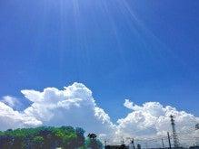 田久保・夏の空