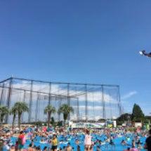 夏真っ盛り!プール日…