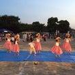 多摩川小学校〜〜夏祭…