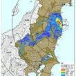 東日本の放射線管理区…