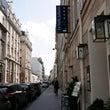 パリのロマンチックな…