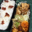 生姜焼き弁当