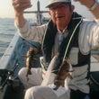 8月8日 メバル釣り…