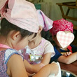 ☆夏休み お菓子教室…