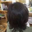 髪がまとまりやすく、…