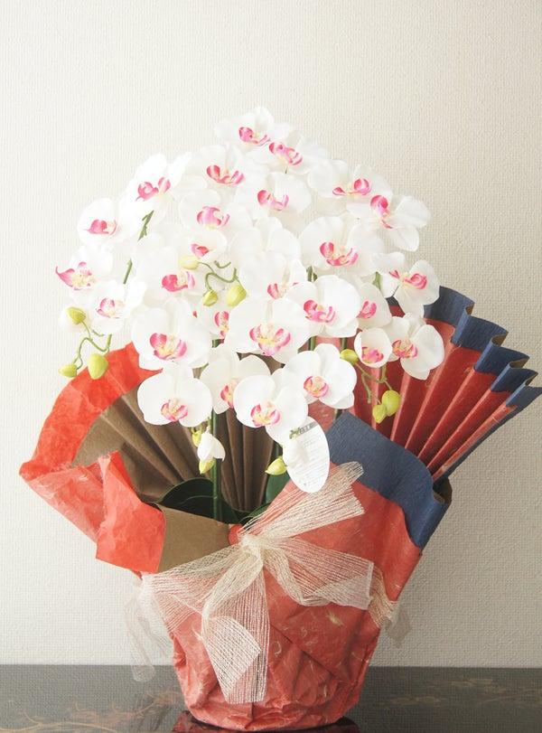 造花 胡蝶蘭
